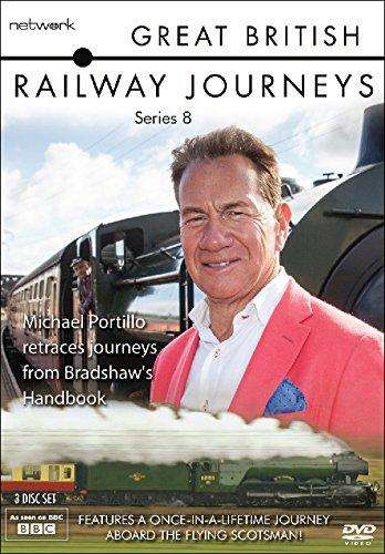 Great British Railway Journeys - The Complete Series 8