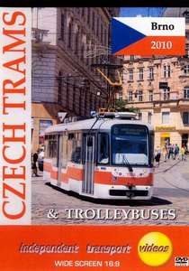 Czech Trams 2 - Brno Trams and Trolleybuses