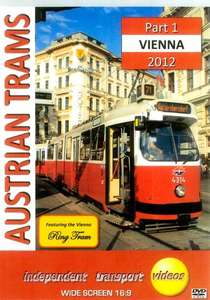Austrian Trams 1 - Vienna 2012 Part 1