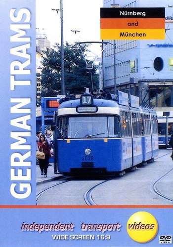 German Trams 7 - Nuremburg and Munich