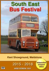 South East Bus Festival 2015 - 2018