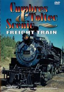 Cumbres and Toltec Scenic Freight Train