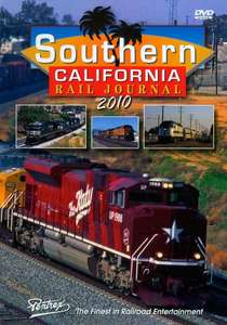 Southern California Rail Journal 2010