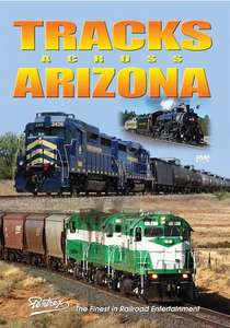 Tracks Across Arizona