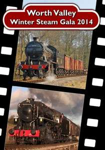 The Keighley and Worth Valley Railway Winter Steam Gala 2014
