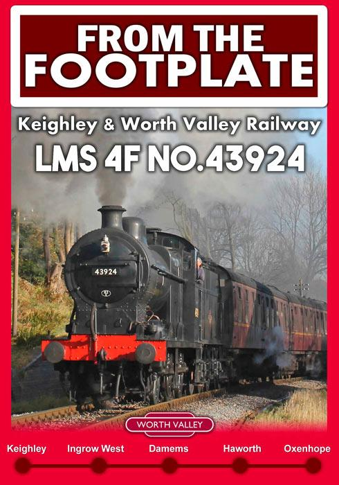 From the Footplate - The Keighley and Worth Valley Railway