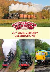Churnet Valley Railway 25th Anniversary Celebrations