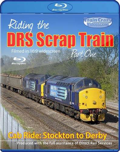 Riding The DRS Scrap Train Part 1