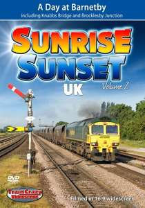 Sunrise Sunset UK Volume 2 - A Day at Barnetby