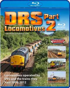 DRS Locomotives Part 2 - Blu-ray