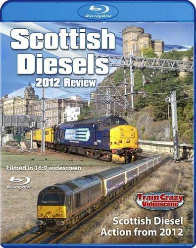 Scottish Diesels 2012 Review Blu-ray