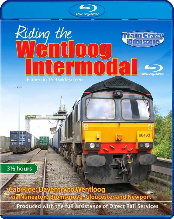 Riding the Wentloog Intermodal - Blu-ray