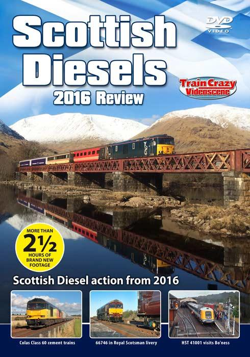 Scottish Diesels 2016 Review