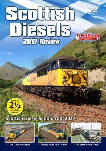 Scottish Diesels 2017 Review