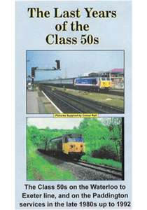 The Last Years of the Class 50s