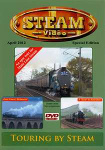 Touring By Steam - Great Britain V Railtour - A Steam Video Special Edition