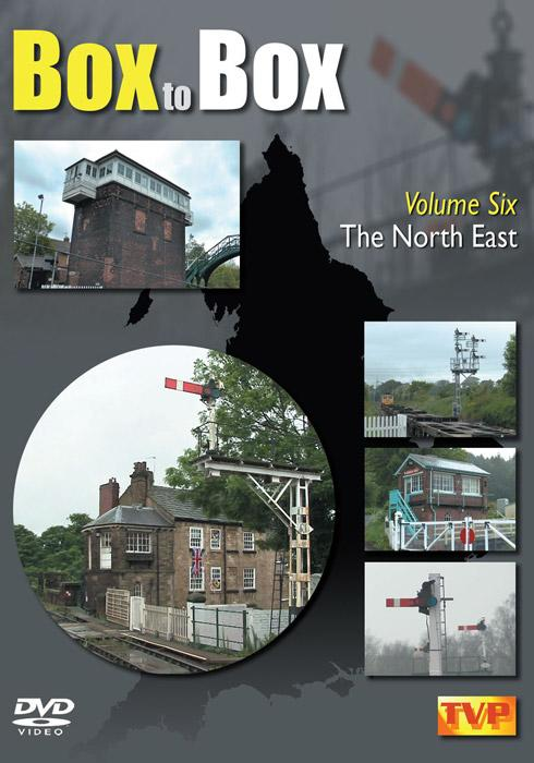 Box to Box Volume 6 - The North East