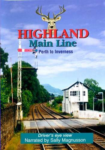 Highland Main Line - Perth to Inverness