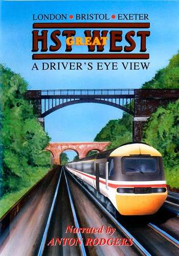 HST Great West - London to Bristol and Exeter - InterCity 125