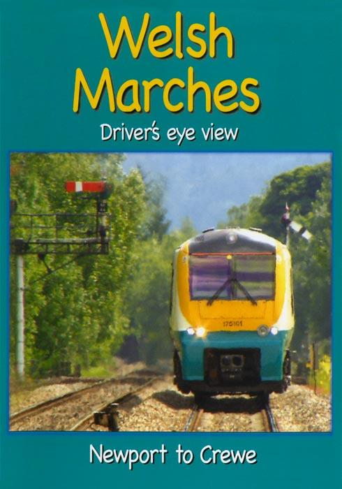 Welsh Marches - Newport to Crewe