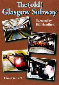 The old Glasgow Subway