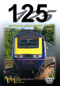 125 - Britains High Speed Train
