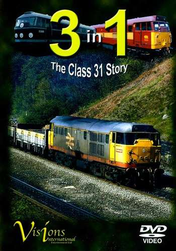 3 in 1 - The Class 31 Story