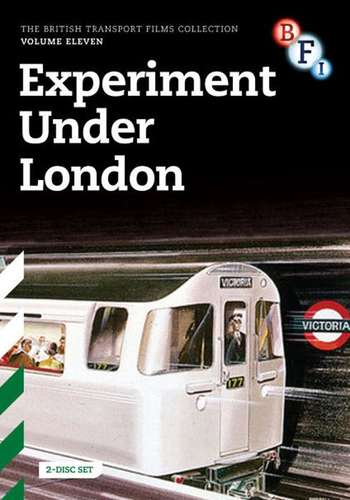 British Transport Films 11 - Experiment Under London