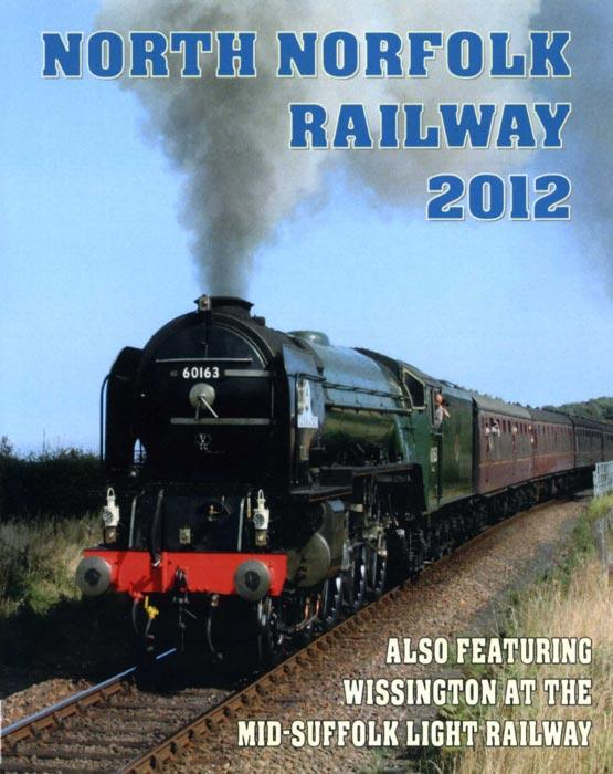 North Norfolk Railway 2012 Blu-ray