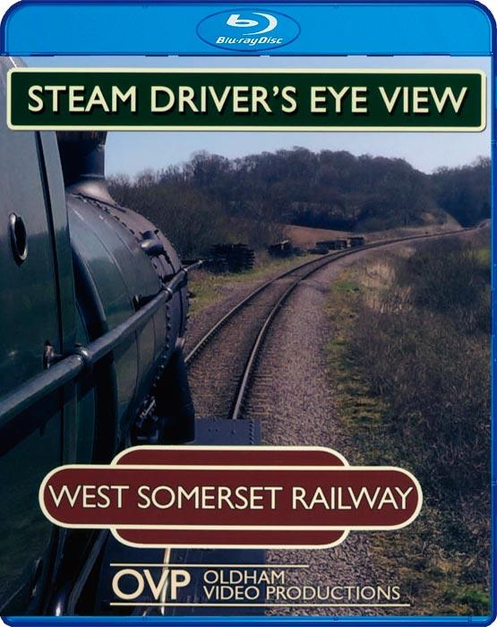 Steam Drivers Eye View - West Somerset Railway - Blu-ray