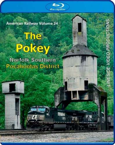 American Railway - Volume 24 - The Pokey - Blu-ray