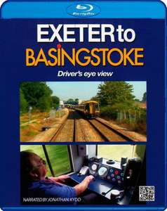 Exeter to Basingstoke - Drivers Eye View - Blu-ray