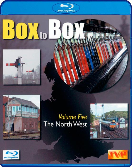 Box to Box Volume 5 - The North West - Blu-ray
