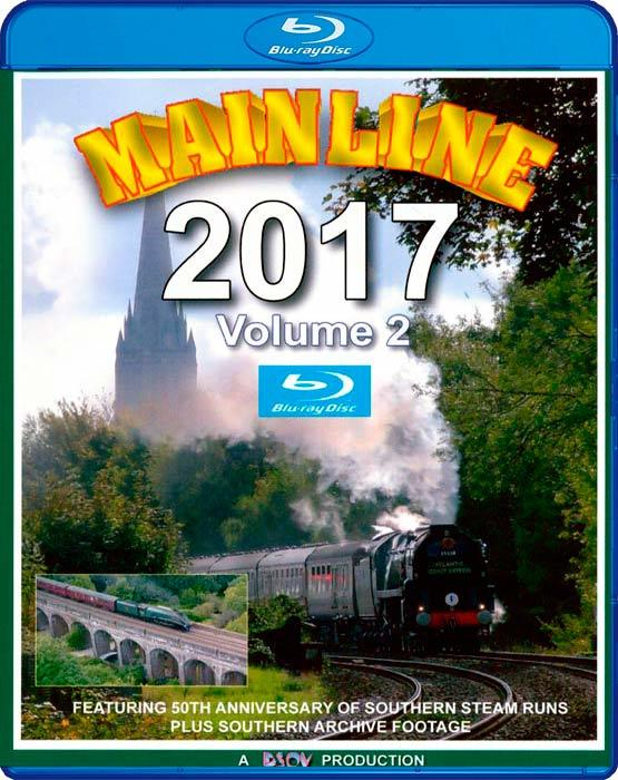 Mainline 2017 Volume 2 - Blu-ray