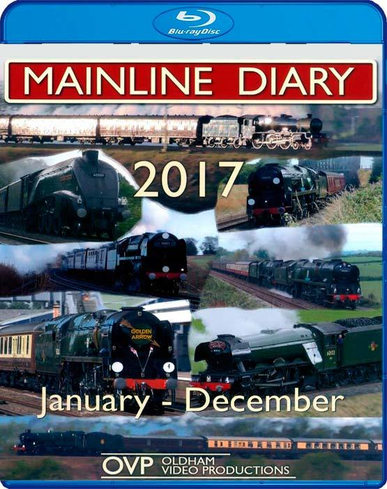 Mainline Diary 2017 - January - December - Blu-ray