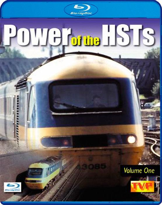 Power of the HSTs - Volume 1 - Blu-ray