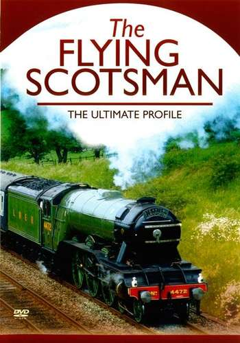 The Flying Scotsman - The Ultimate Profile DVD