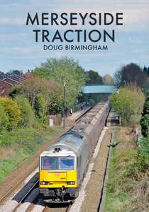 Merseyside Traction - Book