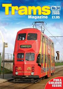 TRAMS Magazine 34 - Autumn 2006
