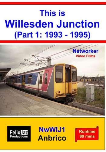 This is Willesden Junction - Part 1 -1993 - 1995