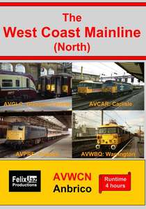The West Coast Mainline (North) (1981 - 2010)
