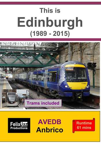 This is Edinburgh 1989 - 2015