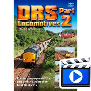 DRS Locomotives Part 2