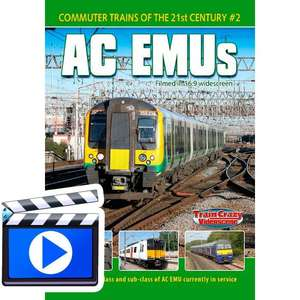 Commuter Trains of the 21st Century #2 - AC EMUs