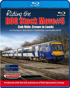 Riding the ROG Stock Move #5 - Blu-ray