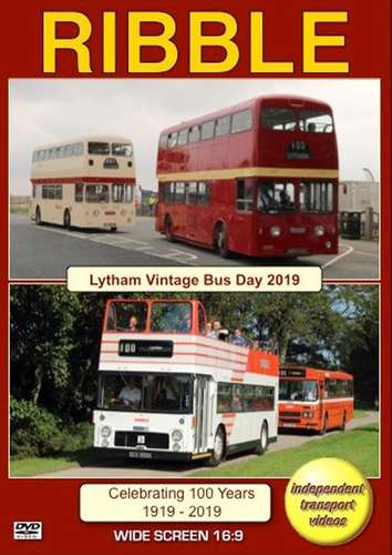 Ribble - Lytham Vintage Bus Day 2019