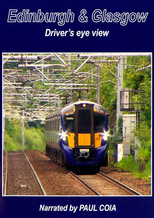 Edinburgh & Glasgow - Driver's Eye View