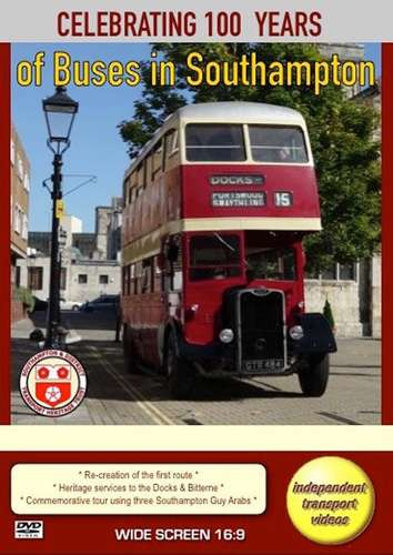 Celebrating 100 Years of Buses in Southampton