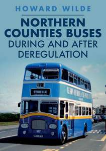 Northern Counties Buses During and After Deregulation