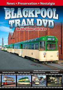 Blackpool Tram DVD No.95 - Winter 2019/20